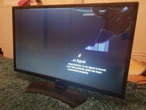 پنل تلویزیون