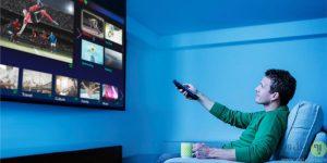 ضبط فیلم در تلویزیون های ال جی