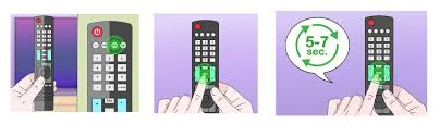 دسترسی به منوی مخفی تلویزیون