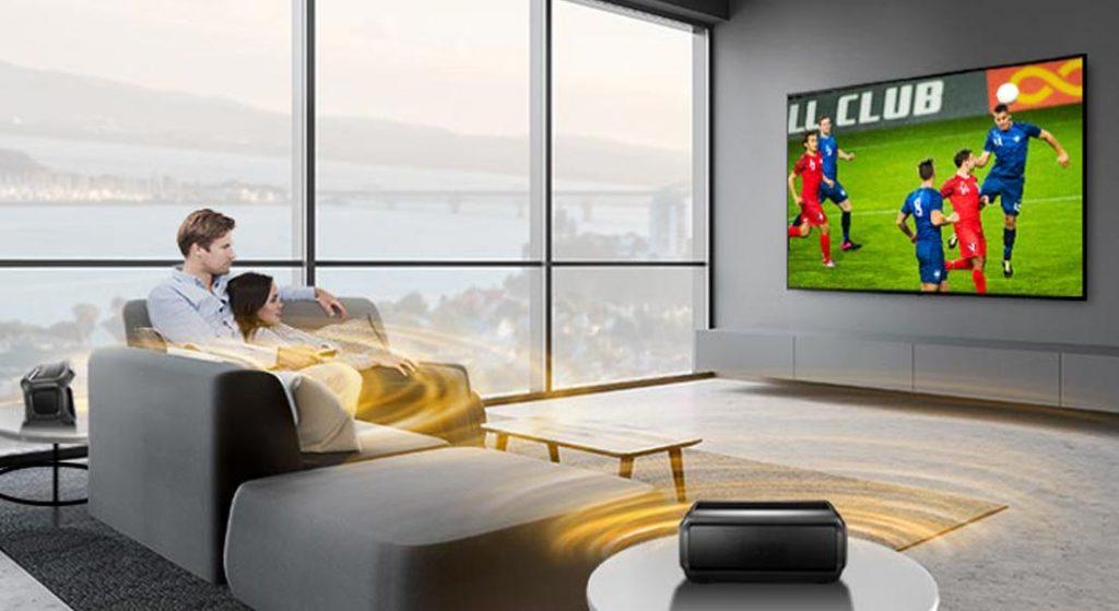 تلویزیون ال جی سری LG NANO80
