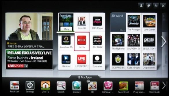 تنظیم اندازه تصویر در تلویزیون