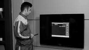 علت سیاه شدن تصویر تلویزیون