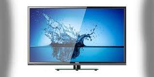 نشانه آبخوردگی تلویزیون